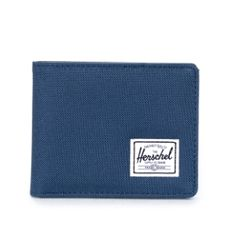 HERSCHEL Hank Wallet, Poly Navy