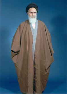 آیت الله العظمی روح الله الموسوی الخمینی Imam Khomeini - IRAN First LEADER