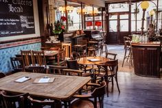 The Queen's Head - Best pub in London