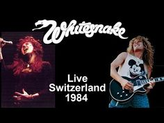 he english hard rock band Whitesnake live in Switzerland, St. Hard Rock, Rock Bands, Switzerland, Live, Metal, Music, Movie Posters, Musica, Musik