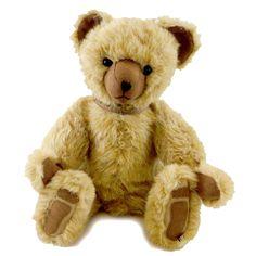 Brooks Mcsuede Teddy Bear