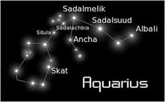 """Sadalsuud, the brightest star in the constellation of Aquarius is located 760 light-years from Earth. Its name is derived from the Arabic phrase meaning """"luckiest of the lucky stars""""."""