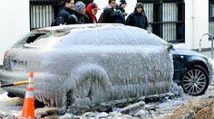 #voiture #automobile #givre #hiver #froid #polaire #glace #glaciale #winter #ice #quartierdesjantes Quartierdesjantes.COM