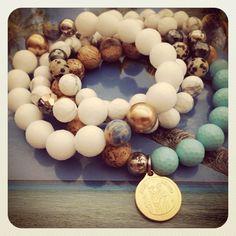 Beautiful day with MG #love #aruba #islands #view #summer #bracelets #brand #mgjewellery #beach #bless #blumarine #jewelry #handmade #stones