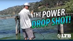 In this Lucky Tackle Box Video, LTB Pro Travis Moran shows us how to effectively execute the power drop shot using a OZ weight, Mustad Octopus Hooks and .