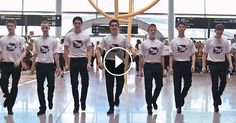 Dublin Airport Gets Taken Over By Irish Dancers And The Passengers Love It Dublin Airport, Kids Line, Everything And Nothing, Dance Routines, Music Clips, Irish Dance, Irish Men, Lineup, Blond