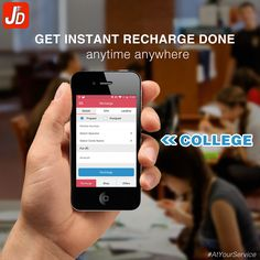 Recharge Digital TV or mobile or pay mobile bills, all in one app.  Download app & Recharge Now