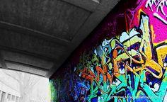 Stadtmalerei - Morbides Wien in Bunt Graffiti, Vienna, Bunt, Painting, Canvas, Graphite, Paintings, Draw, Graffiti Illustrations