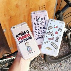 It&Apos;S the queen ✨- wishlist stranger things phone case, strang
