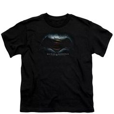 Officially Licensed Batman v Superman Movie Logo'd Mens 100% Cotton T-Shirt S-XL #Unbranded #GraphicTee