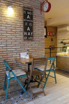 Polenta, cafetería con encanto en Parque de las Avenidas | Don't Stop Madrid