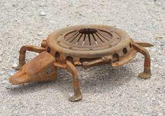 Junk Tool. Art | Art,Garden Art,Garden Junk,Garden Sculpture,Welded art,Recycled Art ...
