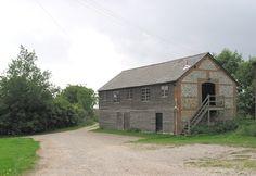 Barn at Lomer Farm - geograph.org.uk - 53212 - Scheune – Wikipedia