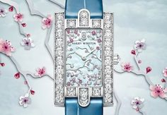 7 Flower-Themed Women's Watches That Put the Petal in the Metal  Flower motifs continue to reign supreme in the women's watch category…