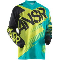2015 Answer Syncron Kids Jersey - Teal Green Size Large 30
