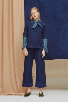 Creatures of Comfort pre-spring/summer 2016. Click to see full gallery