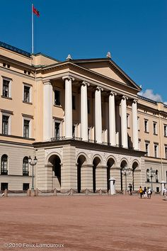 Royal Palace, Oslo, Norway
