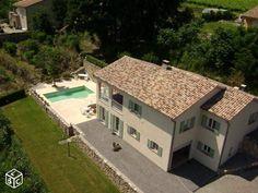 500€ Mail envoyé le 9/02/16 : DISPONIBLE Villa Les Terrasses,14 pers, piscine privée Locations & Gîtes Ardèche - leboncoin.fr