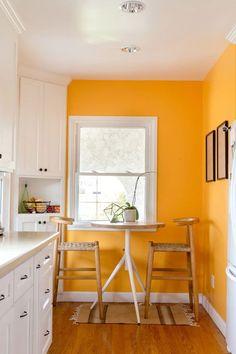 Los 9 colores que mejor combinan con el naranja | Mil Ideas de Decoración http://www.milideas.net/los-9-colores-que-mejor-combinan-con-el-naranja #decoración