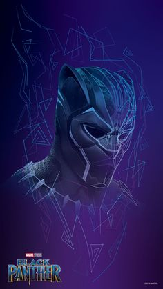 Marvel Studios' Black Panther pounces into cinemas on 14 February. To commemorate this royal debut on the big screen, here are some stunning Black Panther Marvel Comics, Heros Comics, Ms Marvel, Marvel Heroes, Marvel Avengers, Black Panther Marvel, Black Panther 2018, Marvel Wallpaper, Mobile Wallpaper