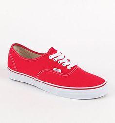 i want red vans soo bad!