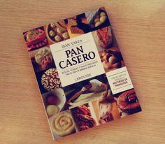 Pan Casero de Iban Yarza. Un libro totalmente irresistible e imprescindible para el aprendiz de BUEN PAN CASERO.