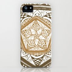 Star Tangle iPhone Case by Alohalani - $35.00