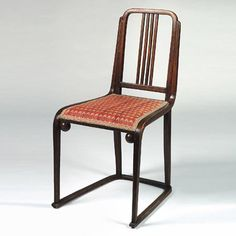 design by Josef Hoffmann, Vienna, around 1907 Unique Furniture, Furniture Design, Table And Chairs, Dining Chairs, Art Nouveau, Vienna Secession, Chair Covers, Art Deco Design, Chair Design