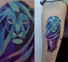 I 10 tatuaggi geometrici che ti lasceranno senza fiato | Giornalettismo
