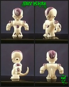 Get your very own Biokidz frieza at Titodidit.com and download the app.and enjoy