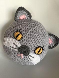 almohadones crochet animales - Buscar con Google