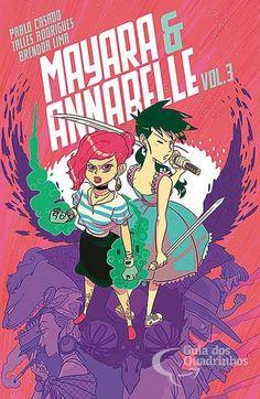 Mayara & Annabelle n° 3 - Fictícia