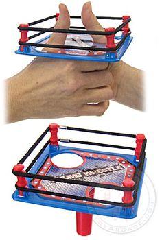 Buy Thumb Wrestle Game Boxing Ring at TinToyArcade.com