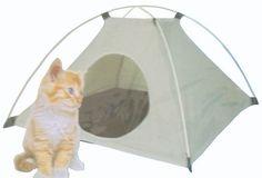 casinha cachorro ou gato - tenda dobrável - com piso pelucia