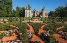 Castelos perto de Paris
