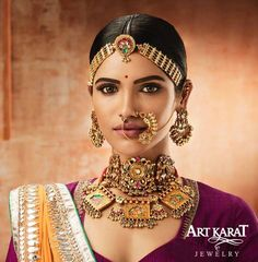 Indian Gold Jewelry Near Me Code: 4720476257 Indian Bridal Fashion, Indian Wedding Jewelry, Indian Jewelry, Indian Weddings, Bridal Earrings, Bridal Jewelry, Rajputi Jewellery, Indian Wedding Couple Photography, South Indian Jewellery