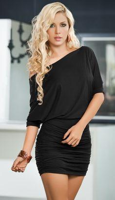 Black Dress - http://www.spicylingerie.com/esp4749.html