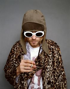 Las últimas fotos tomadas a Kurt Cobain antes de su muerte   Redacción mulera