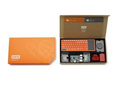 Kano is a computer kit designed to help people of all ages put together a computer together from scratch, and learn basic coding skills.