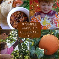 9 Simple Ways to Celebrate Fall With Kids