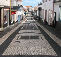 We lived on the island of Terceira, Azores, Portugal. I love the old world feel it still has.
