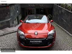 Renault Megane 1.5 DCi Dynamique 2012 RENAULT MEGANE COUPE 1.5 DCi NAVİGASYONLU NASYONEL'DEN
