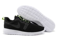reputable site dc171 3ff14 roshe run homme noir et blanc,nike rosh run rouge - 41,42,