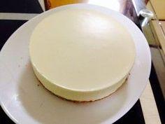 簡単!滑らかになる濃厚レアチーズケーキ