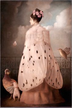 Vintage style oil painting by stephen mackey Papillon Butterfly, Pop Surrealism, Surreal Art, Art Inspo, Illustration Art, Dark Art Illustrations, Fashion Illustrations, Fantasy Art, Cool Art