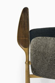 Finn Juhl easy chair by Bovirke at Studio Schalling