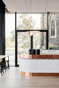 Penny Drop Café in Melbourne by We Are Huntly | http://www.yellowtrace.com.au/we-are-huntly-penny-drop-cafe/