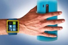Stimulating Smart Watches - The Hi-Tech Nokia Lumia Watch is Even Handier Than Your Handset (GALLERY)