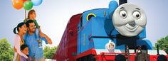 Day Out With Thomas™ April 26-27 & May 3-4 & 10-11, 2014  Let the legendary, larger-than-life train take your children for a ride they'll never forget.  You can ride Thomas around the village, of course, and meet Sir Topham Hatt™ face-to-face. Greenfield Village admission is required for nonmembers to ride Thomas.    		 		 	 		 					Let the legendary, larger-than-life train take your children f...