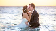 Chic & Colorful Beachside Wedding on Borrowed & Blue. Florida Keys, Key West, Wedding Vendors, Photo Credit, Real Weddings, Wedding Inspiration, Couple Photos, Chic, Photography
